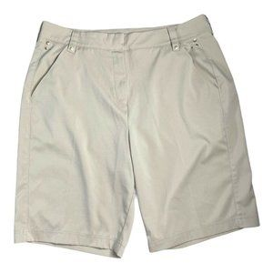 Tail Tech Golf Bermuda Sequin Embellished Shorts